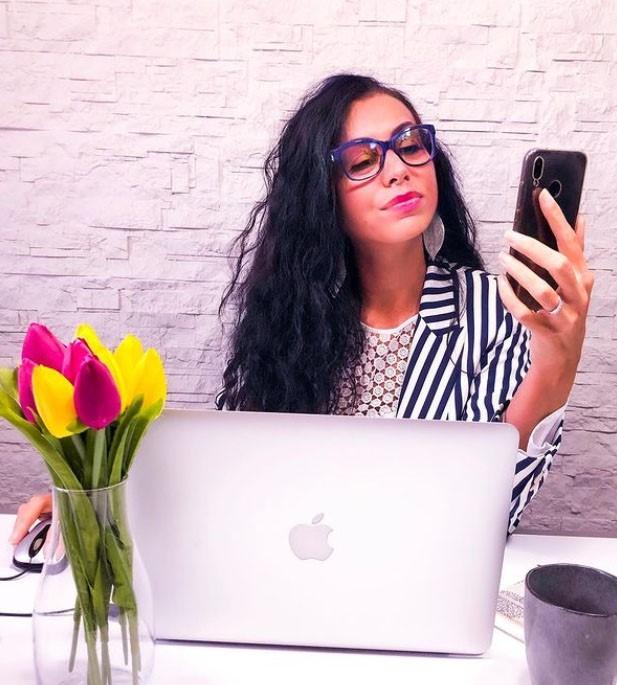 Rossella Santini consulente d'immagine scrive newsletter