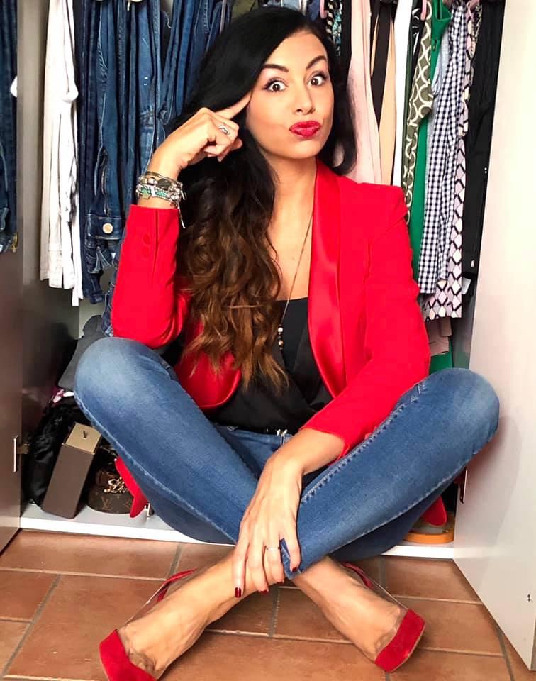 Rossella Santini consulente d'immagine guardaroba