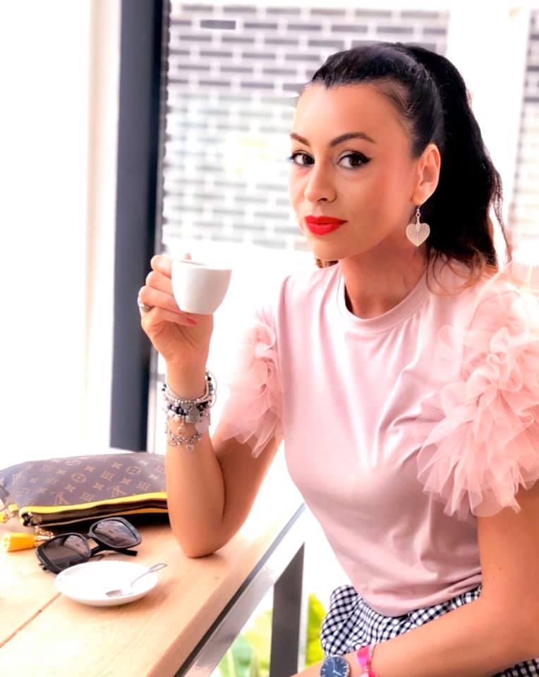 Rossella Santini consulente d'immagine caffè