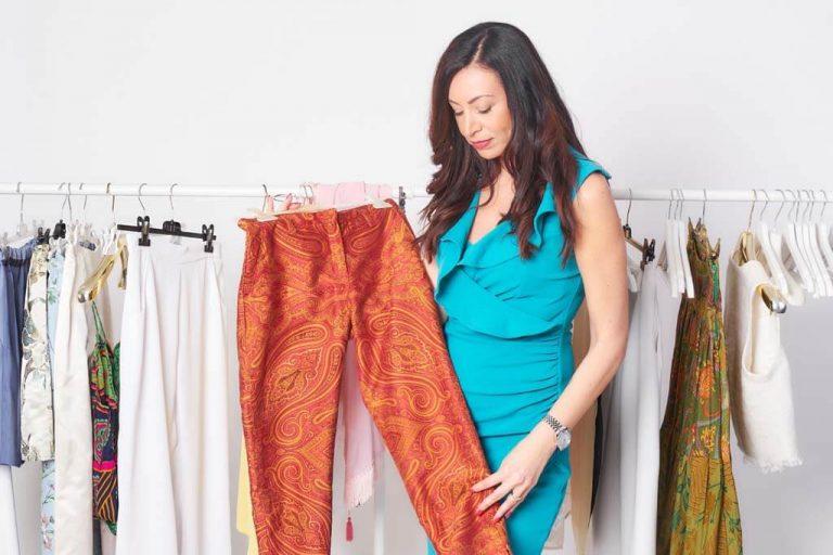 Rossella fa consulenza personal shopper