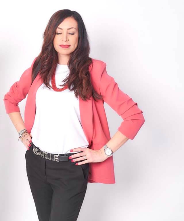 Rossella Santini consulente d'immagine